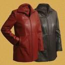 Women's Leather Coats